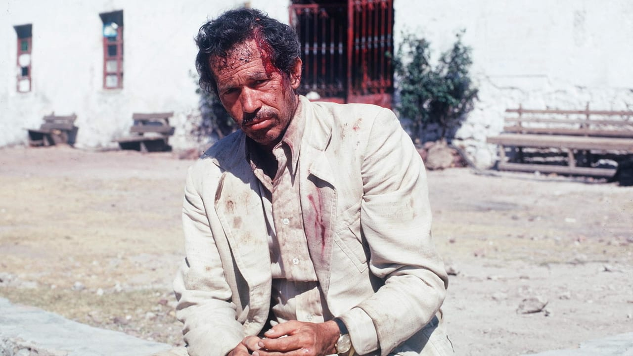 Bring Me the Head of Alfredo Garcia backdrop