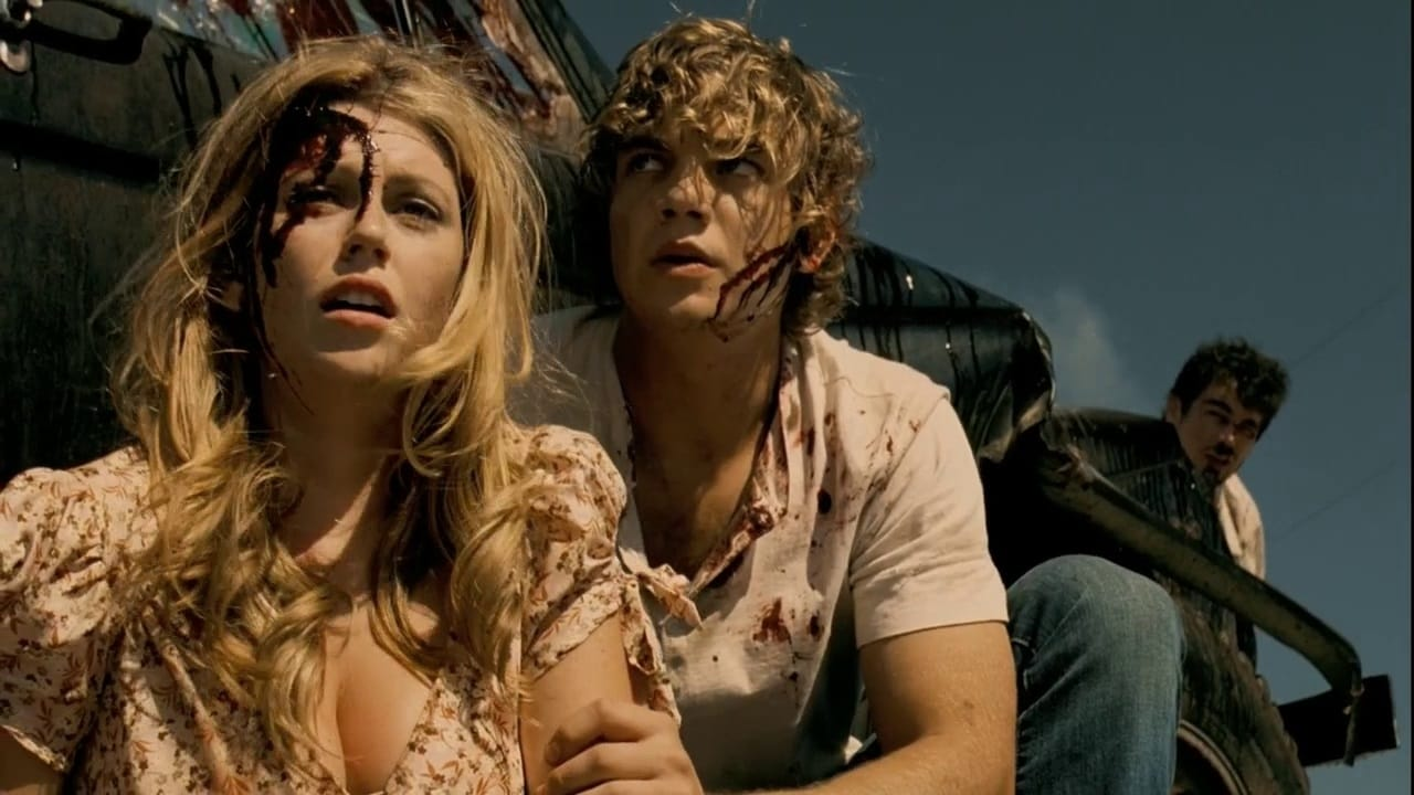 The Texas Chainsaw Massacre: The Beginning backdrop