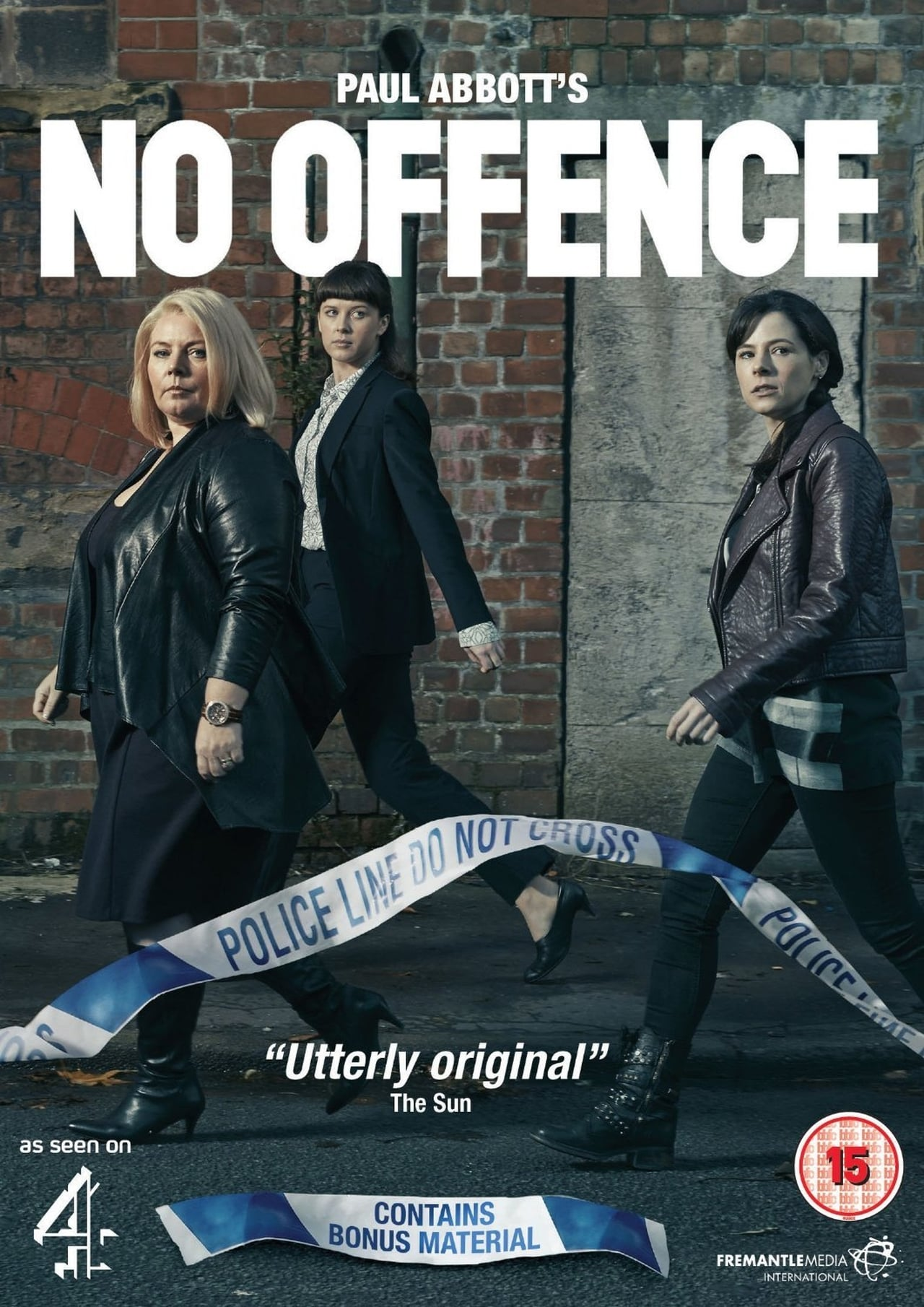 Putlocker No Offence Season 1 (2015)