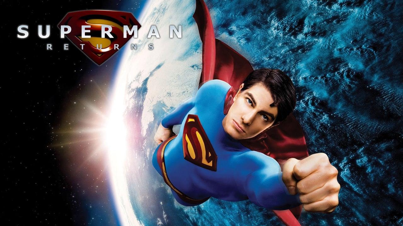 Superman Returns backdrop