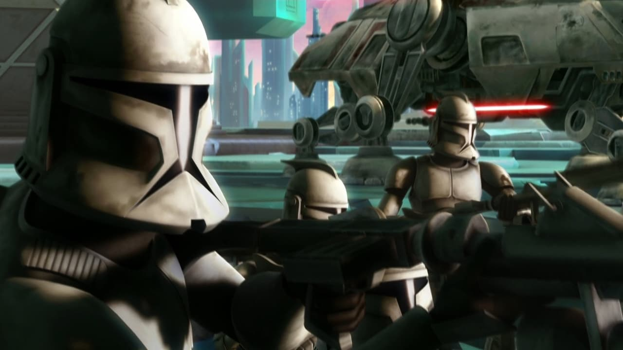 Star Wars: The Clone Wars - Season 0 Episode 6 : The Voices of The Clone Wars