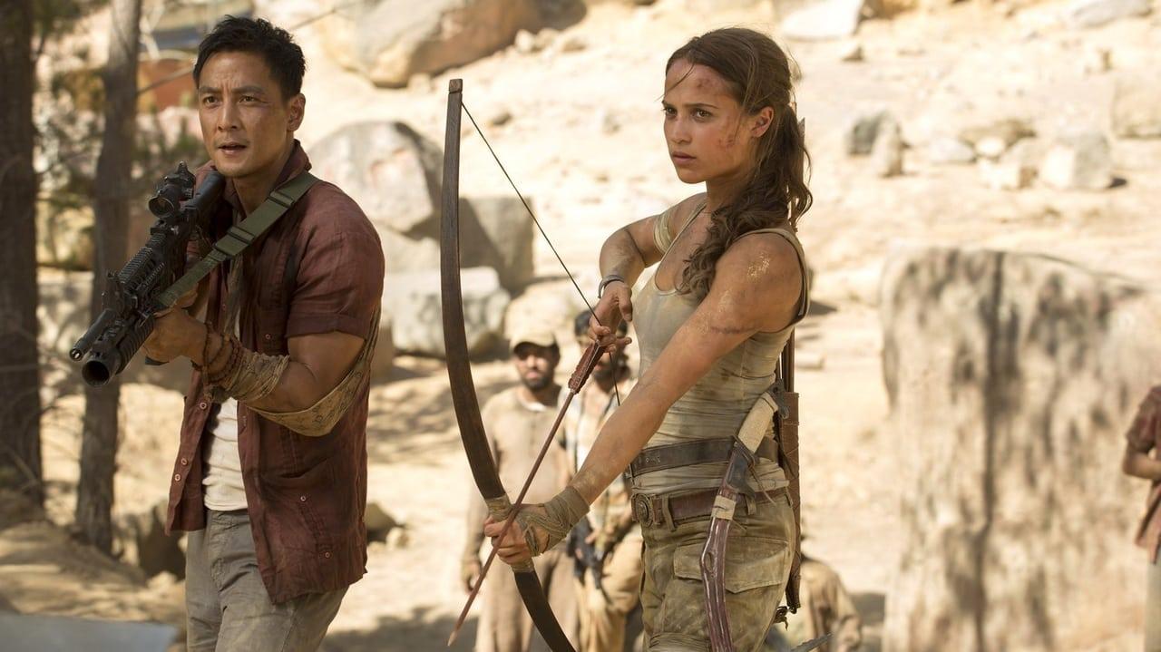 Tomb Raider backdrop