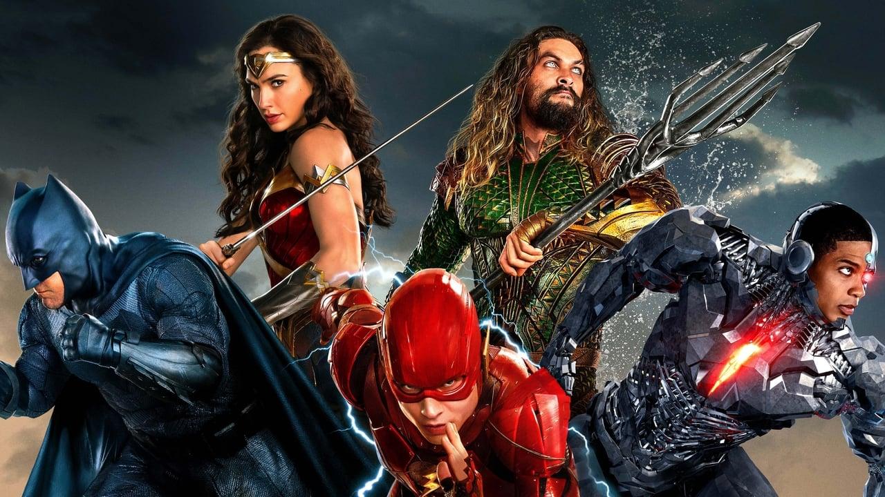 Justice League backdrop
