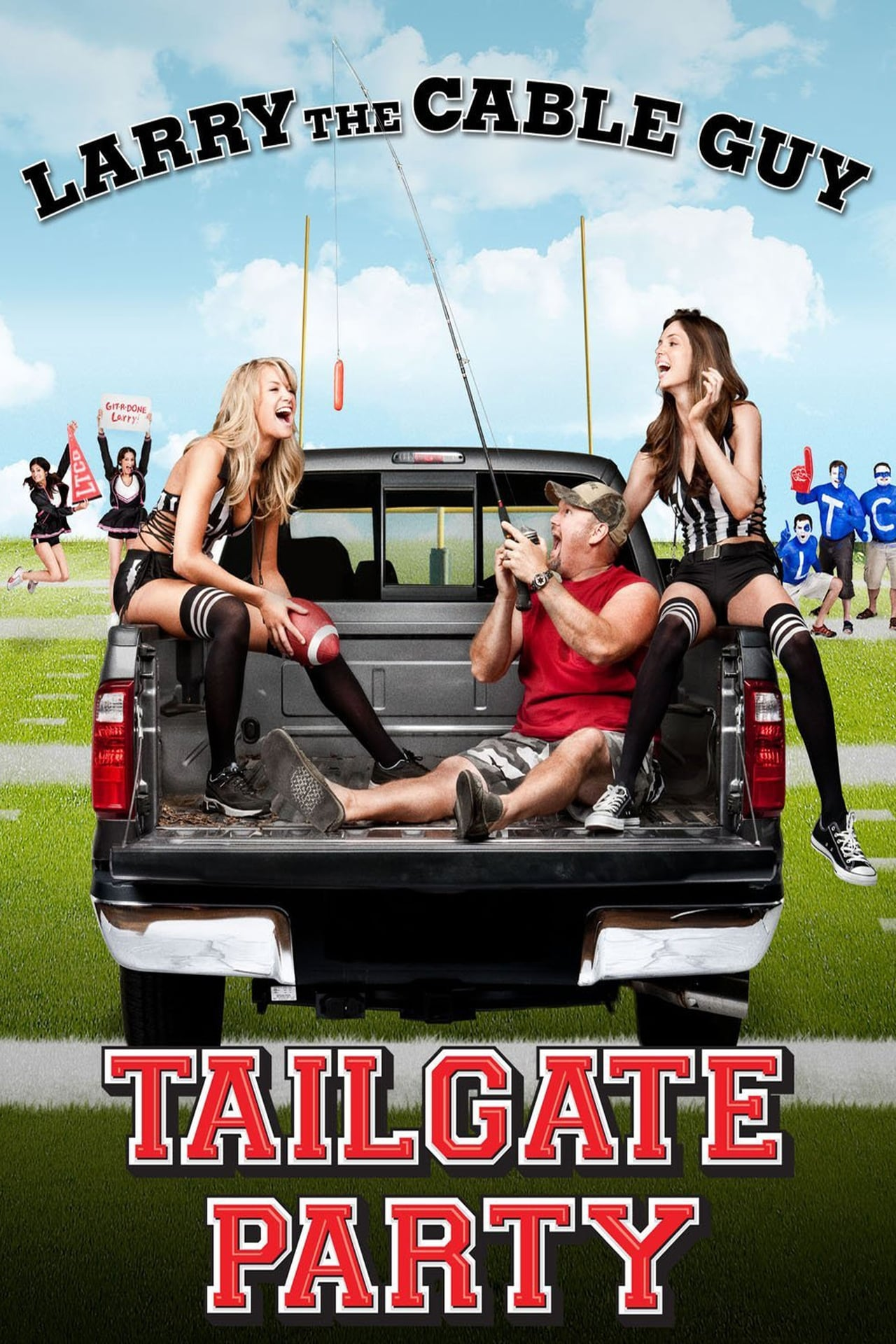 Larry the Cable Guy: Tailgate Party