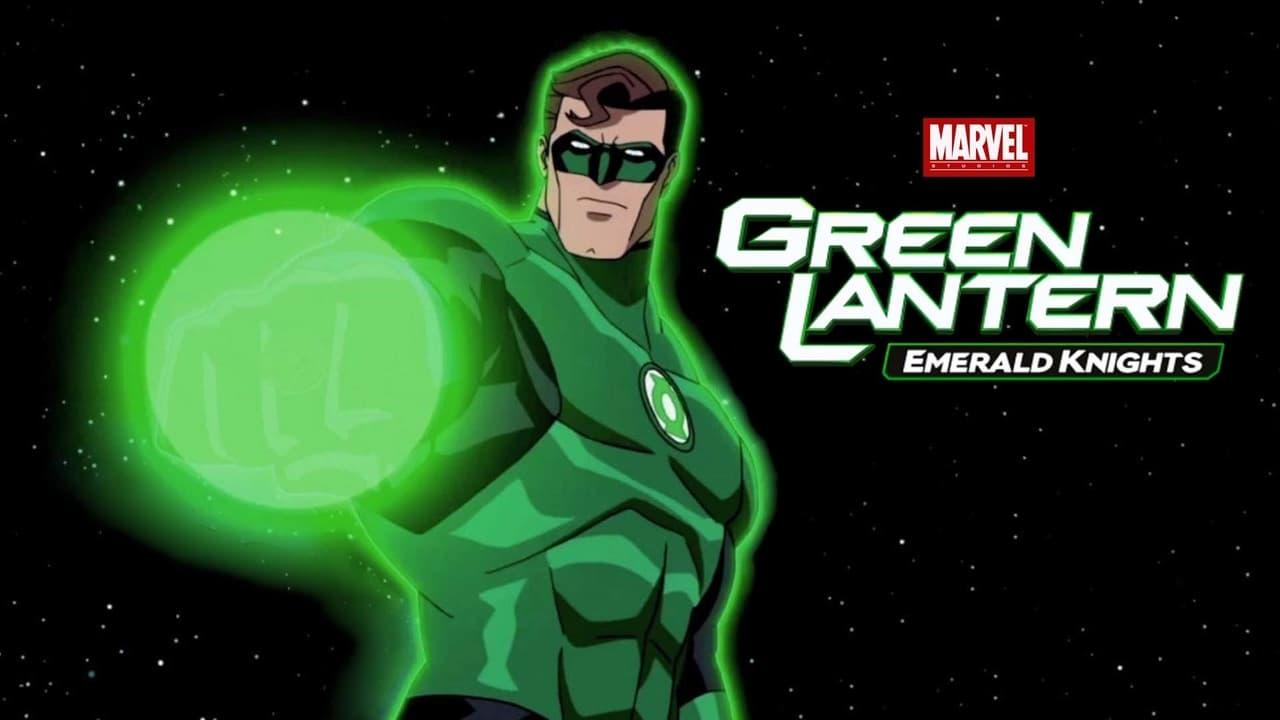 Green Lantern: Emerald Knights backdrop