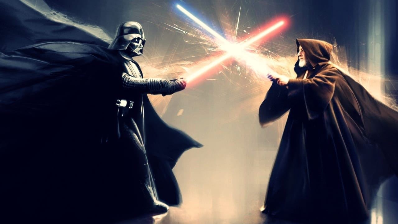 Star Wars backdrop