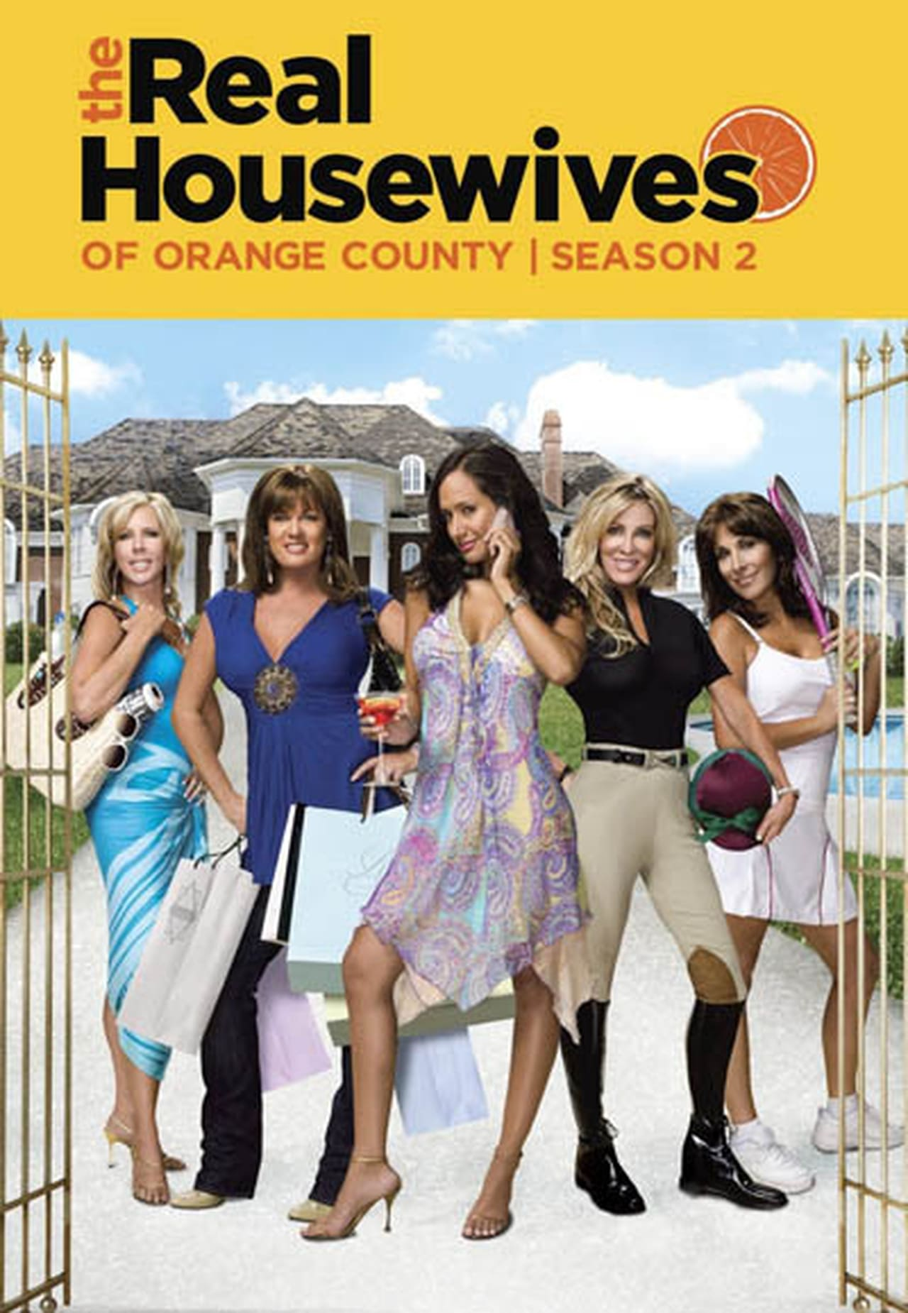 The Real Housewives Of Orange County Season 2 (2007) putlockers cafe