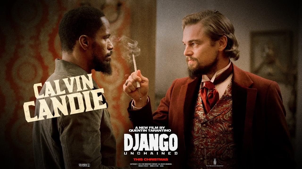 Ver Django desencadenado