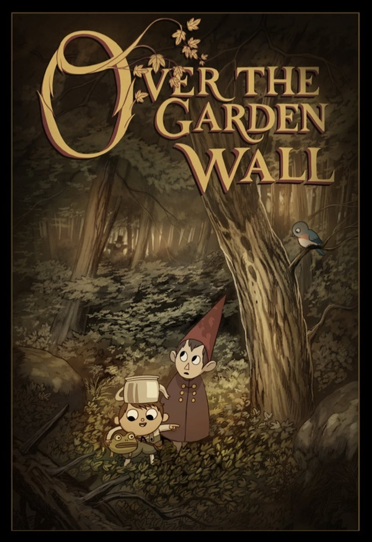 Putlocker Over The Garden Wall Season 1 (2014)