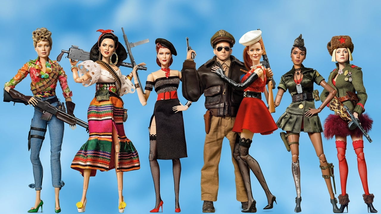 Welcome to Marwen BackDrop