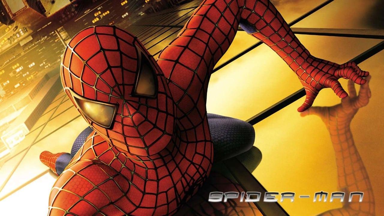 Spider-Man backdrop