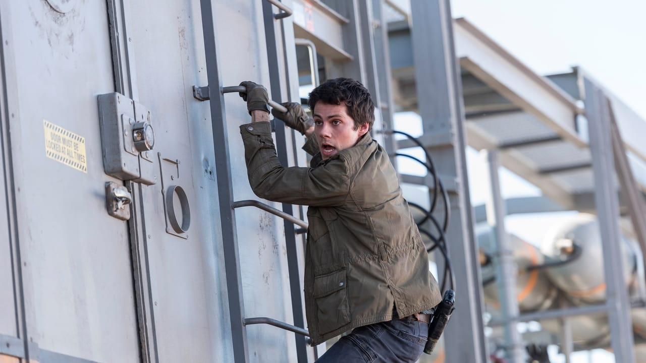 Maze Runner: The Death Cure backdrop