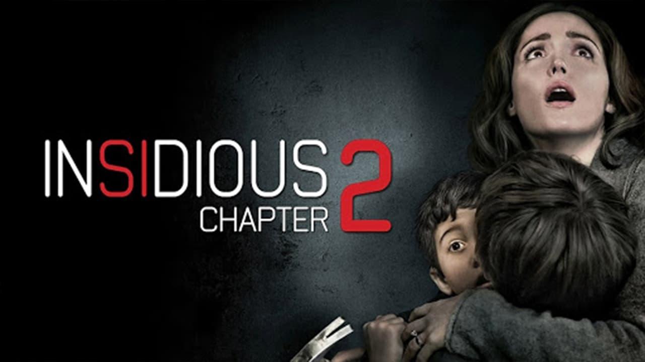 Insidious: Chapter 2 backdrop
