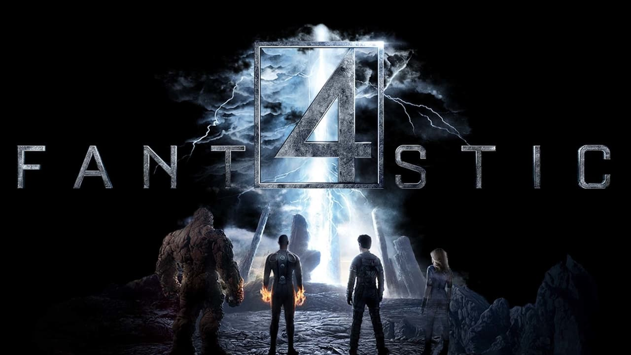 Fantastic Four backdrop