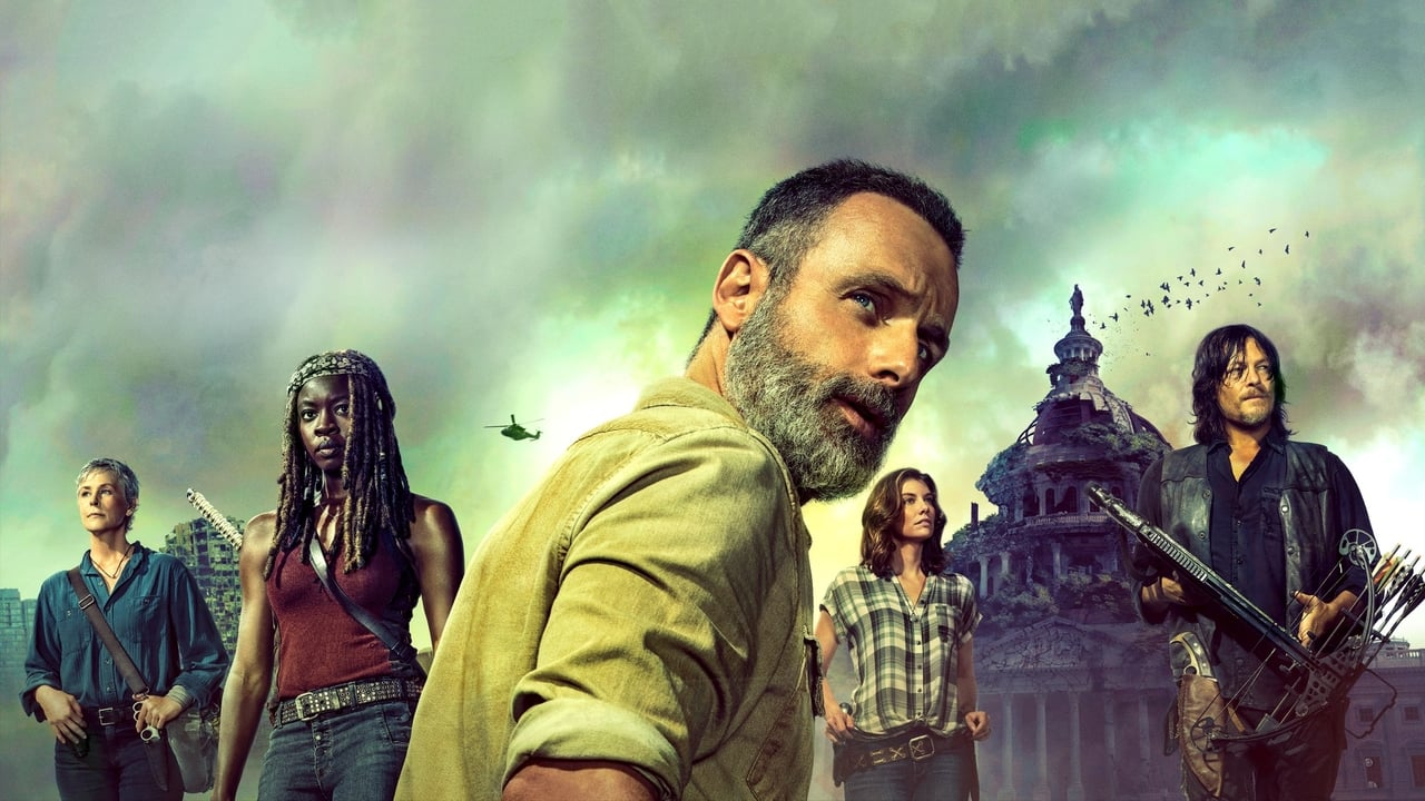The Walking Dead Season 9 Episode 12 : Guardians