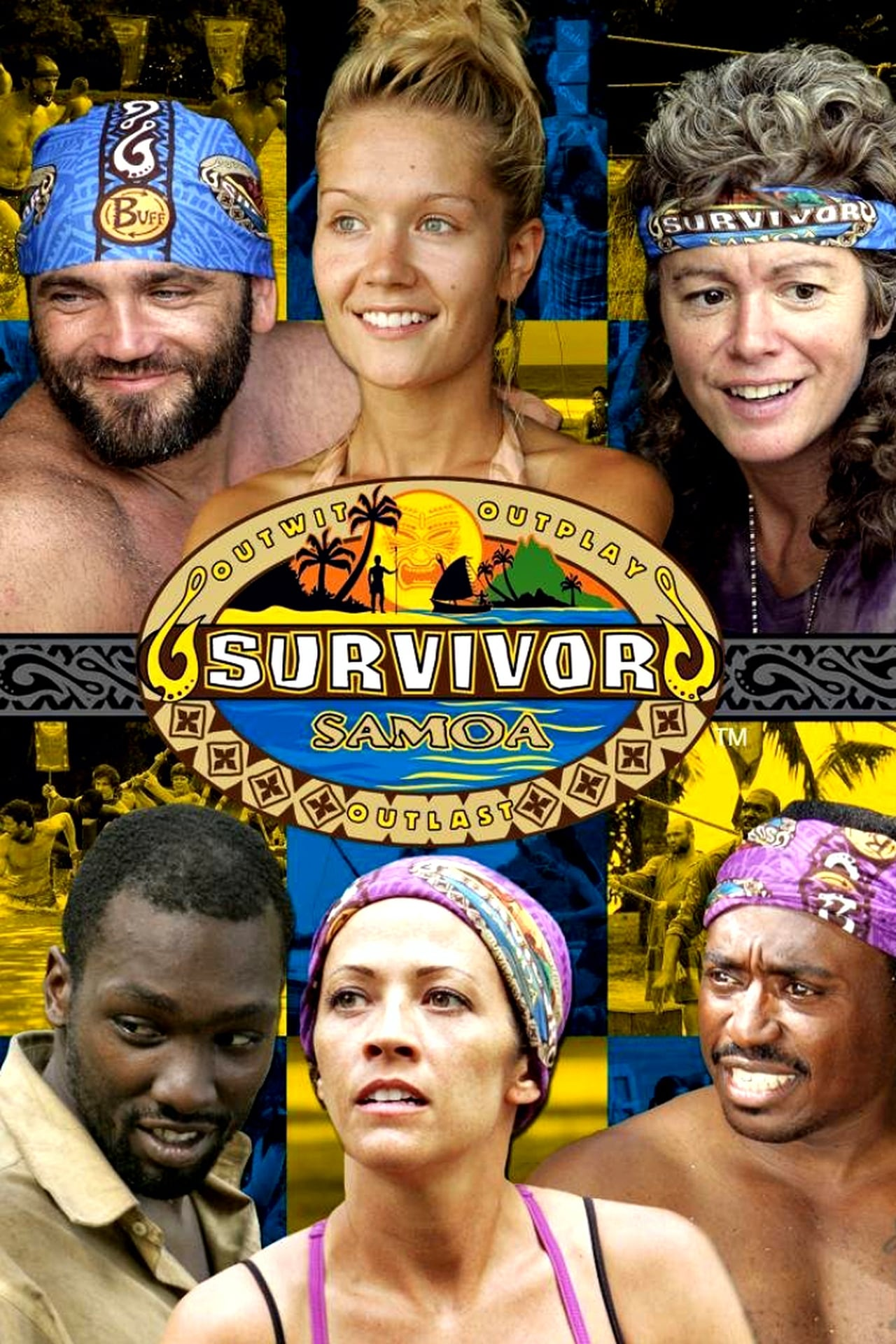 Putlocker Survivor Season 19 (2009)