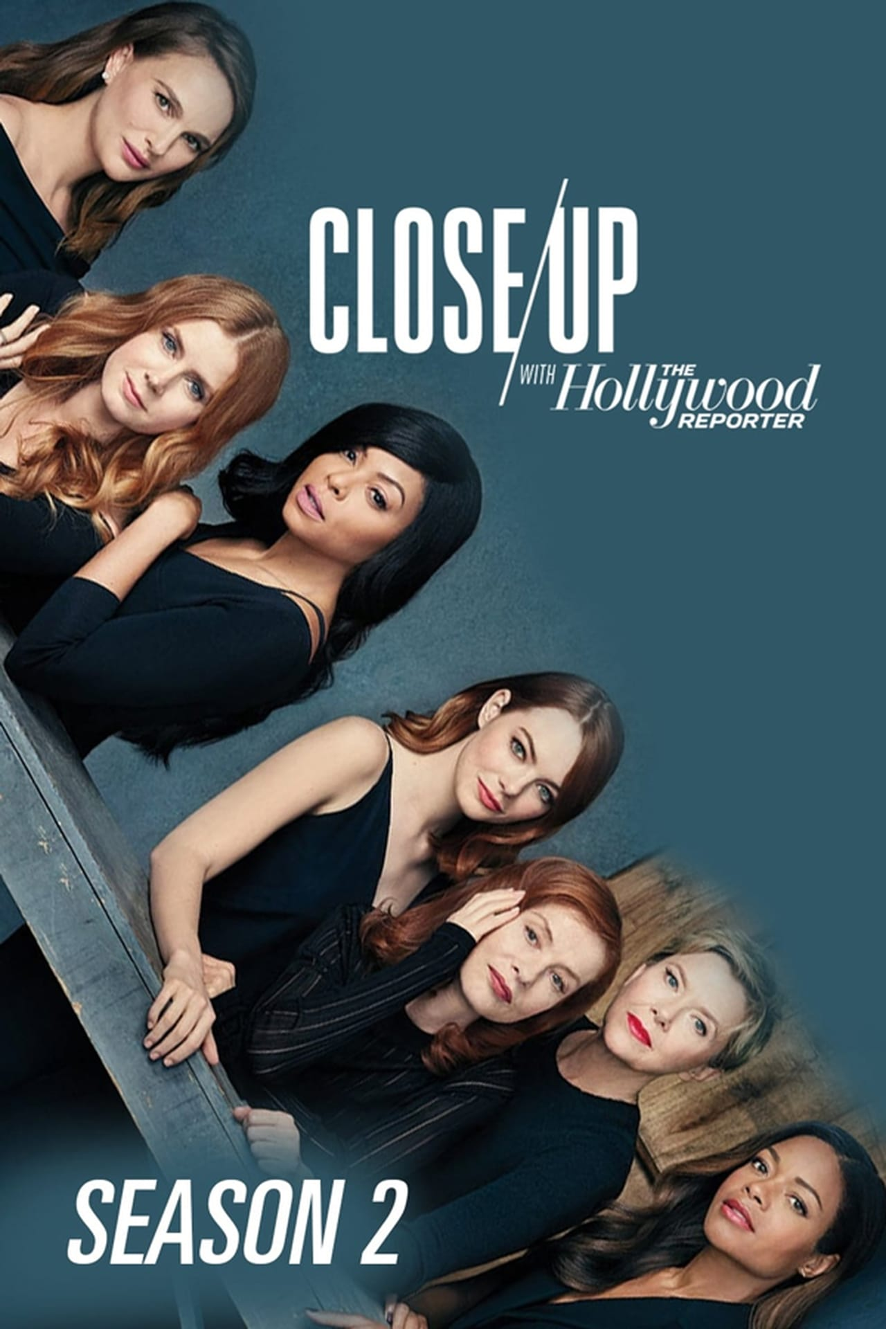 Watch Close Up With The Hollywood Reporter Season 2 Online