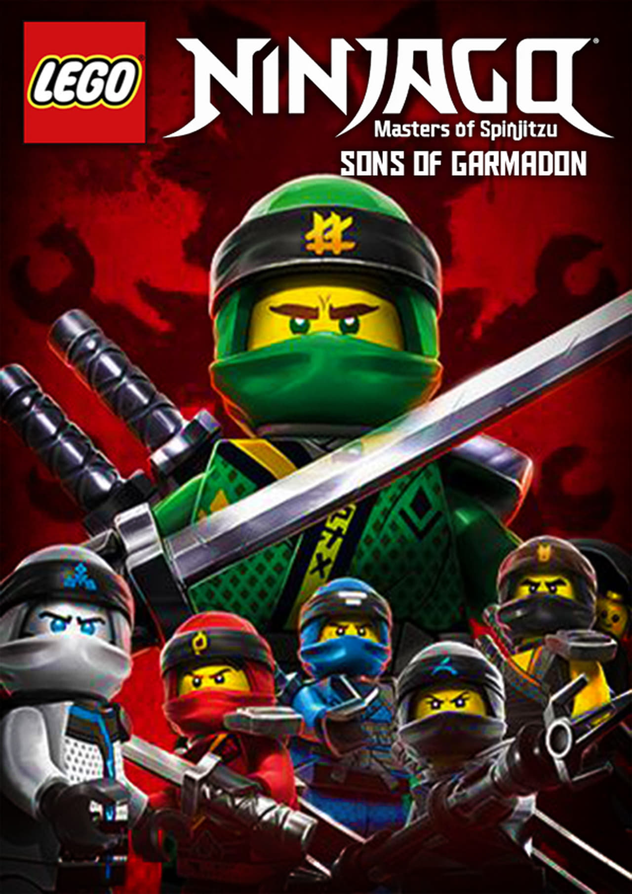 Lego Ninjago: Masters Of Spinjitzu Season 8