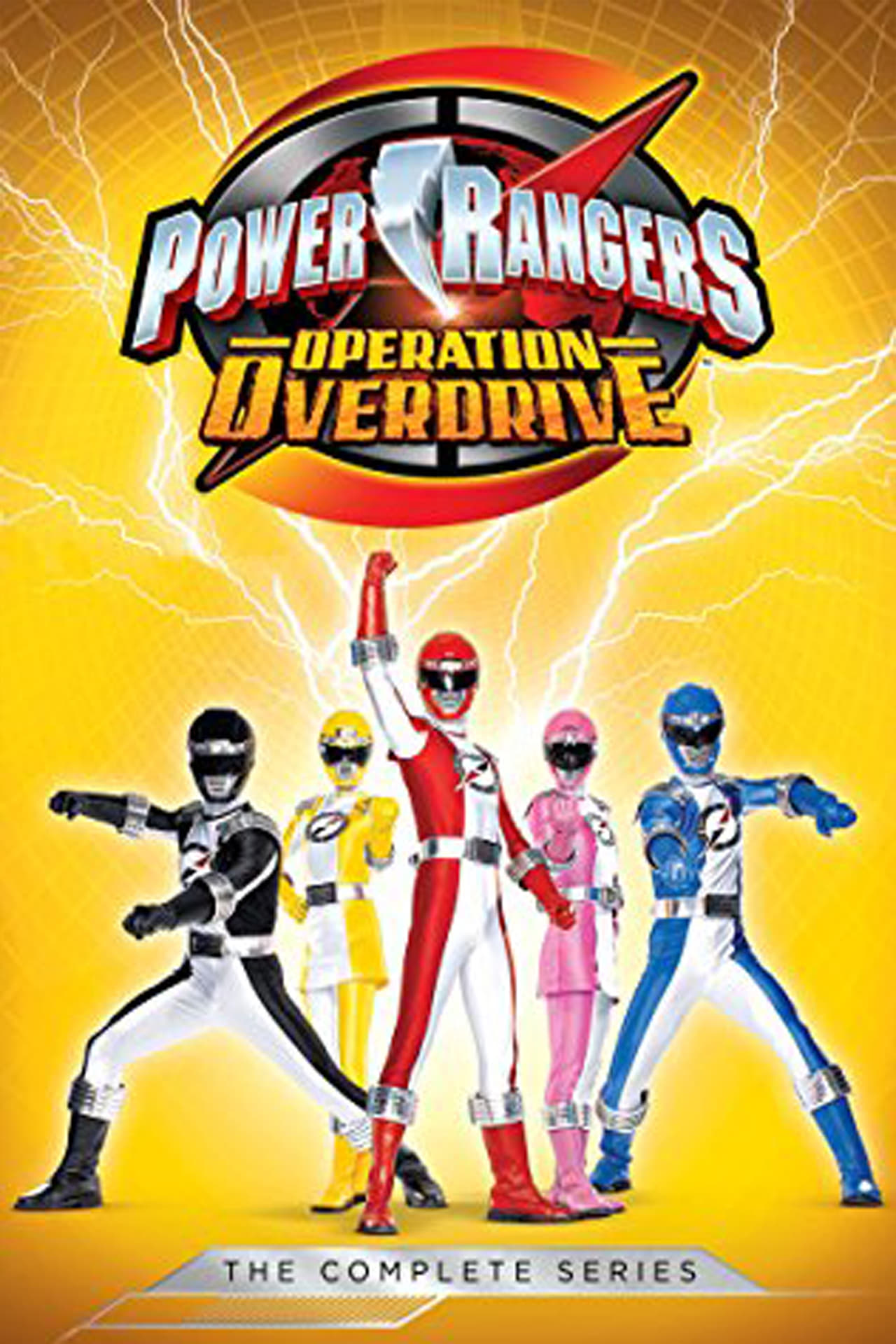 Putlocker Power Rangers Season 15 (2007)