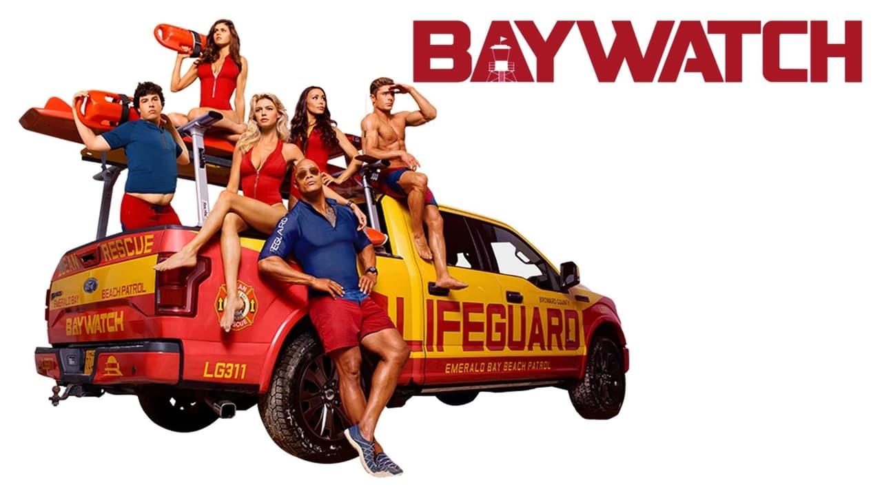 Baywatch backdrop