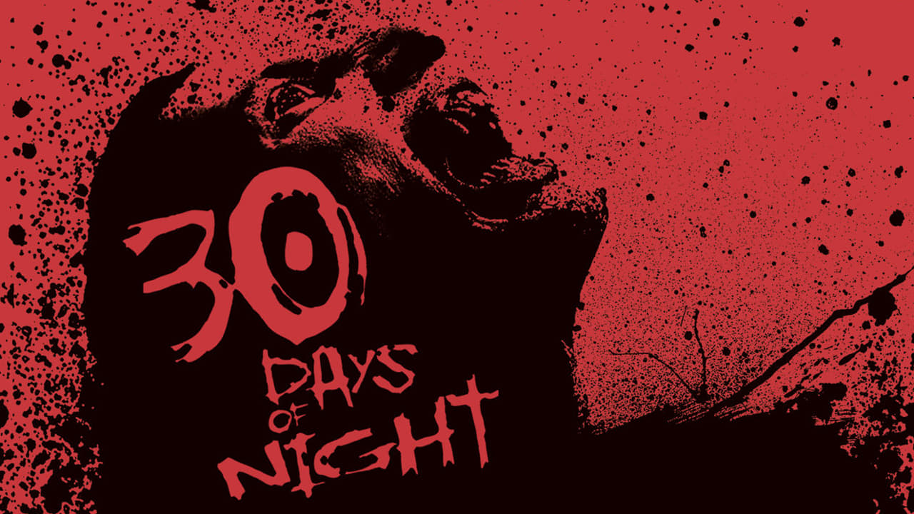30 Days of Night backdrop