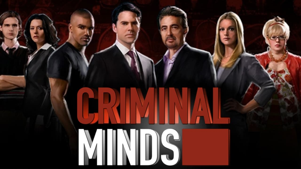 Criminal Minds backdrop