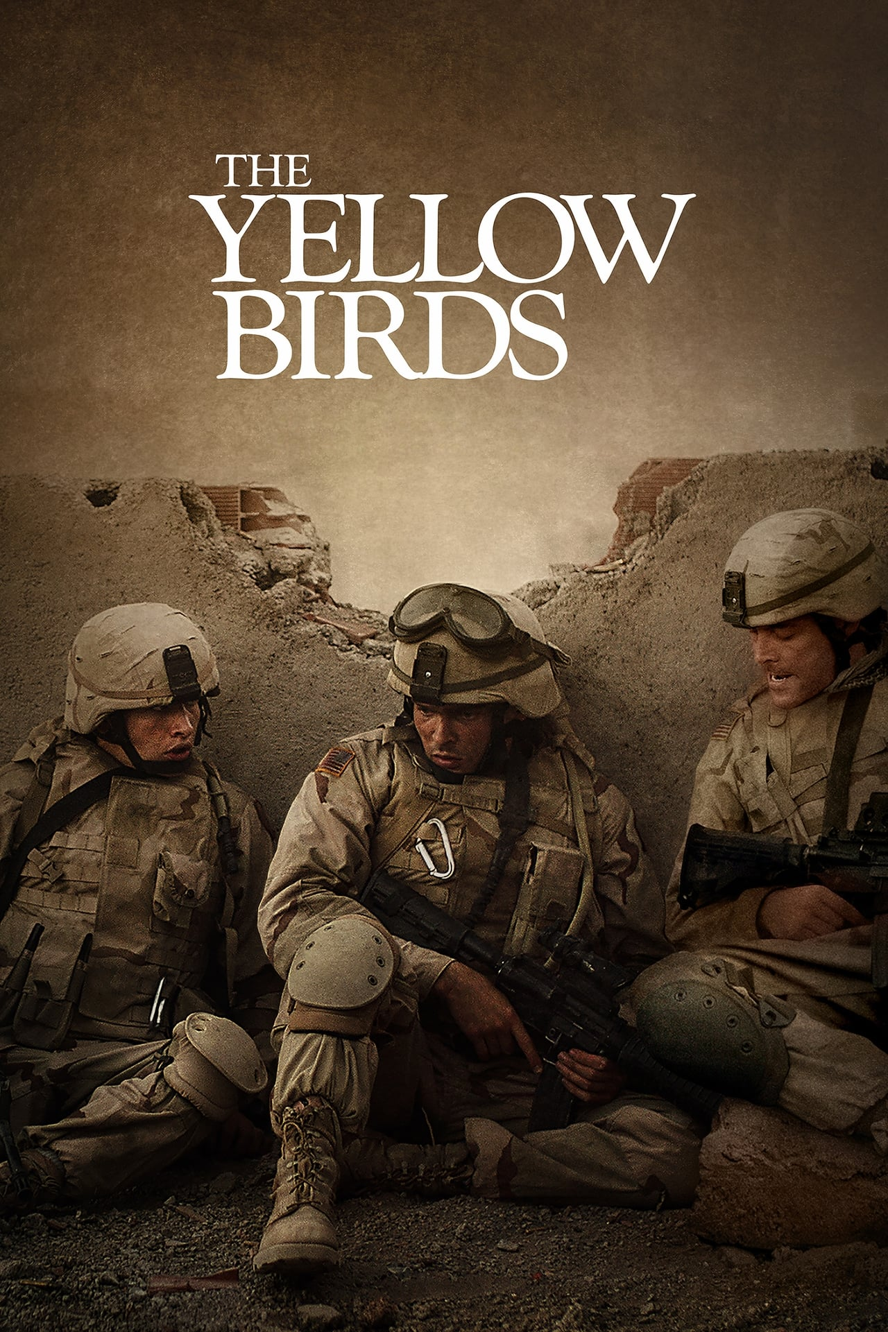 Putlocker The Yellow Birds (2017)