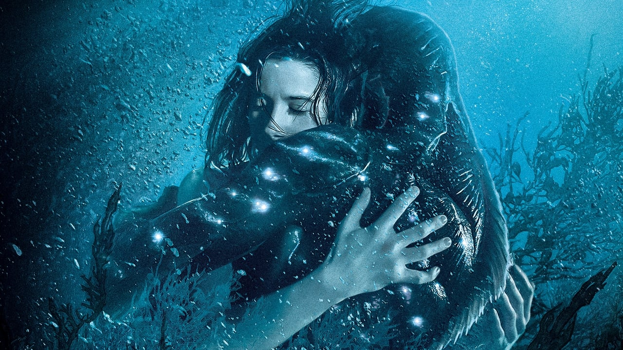 The Shape of Water BackDrop