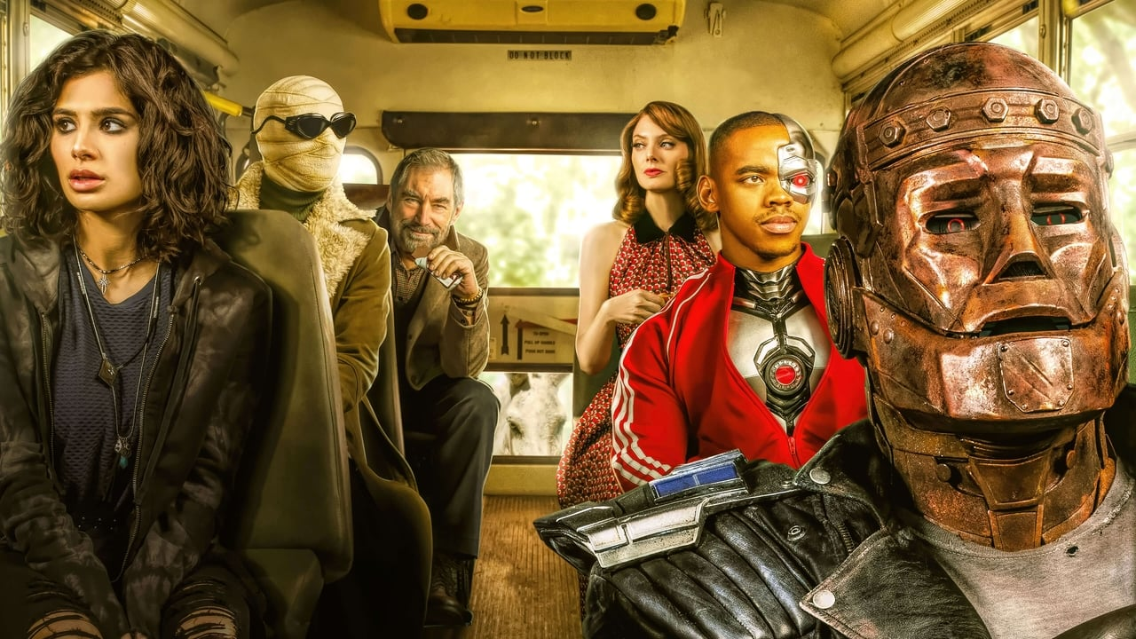 Doom Patrol Season 1 Episode 10 : Hair Patrol