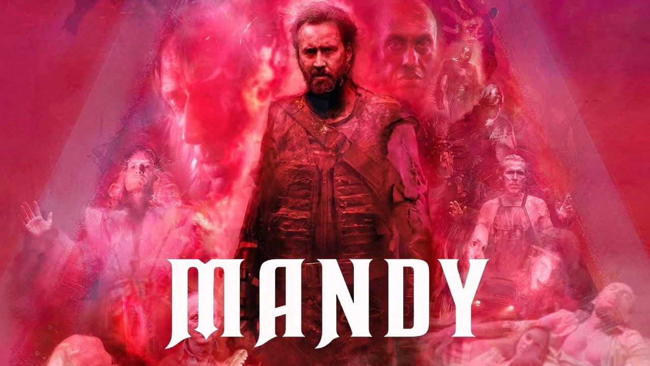 Mandy backdrop
