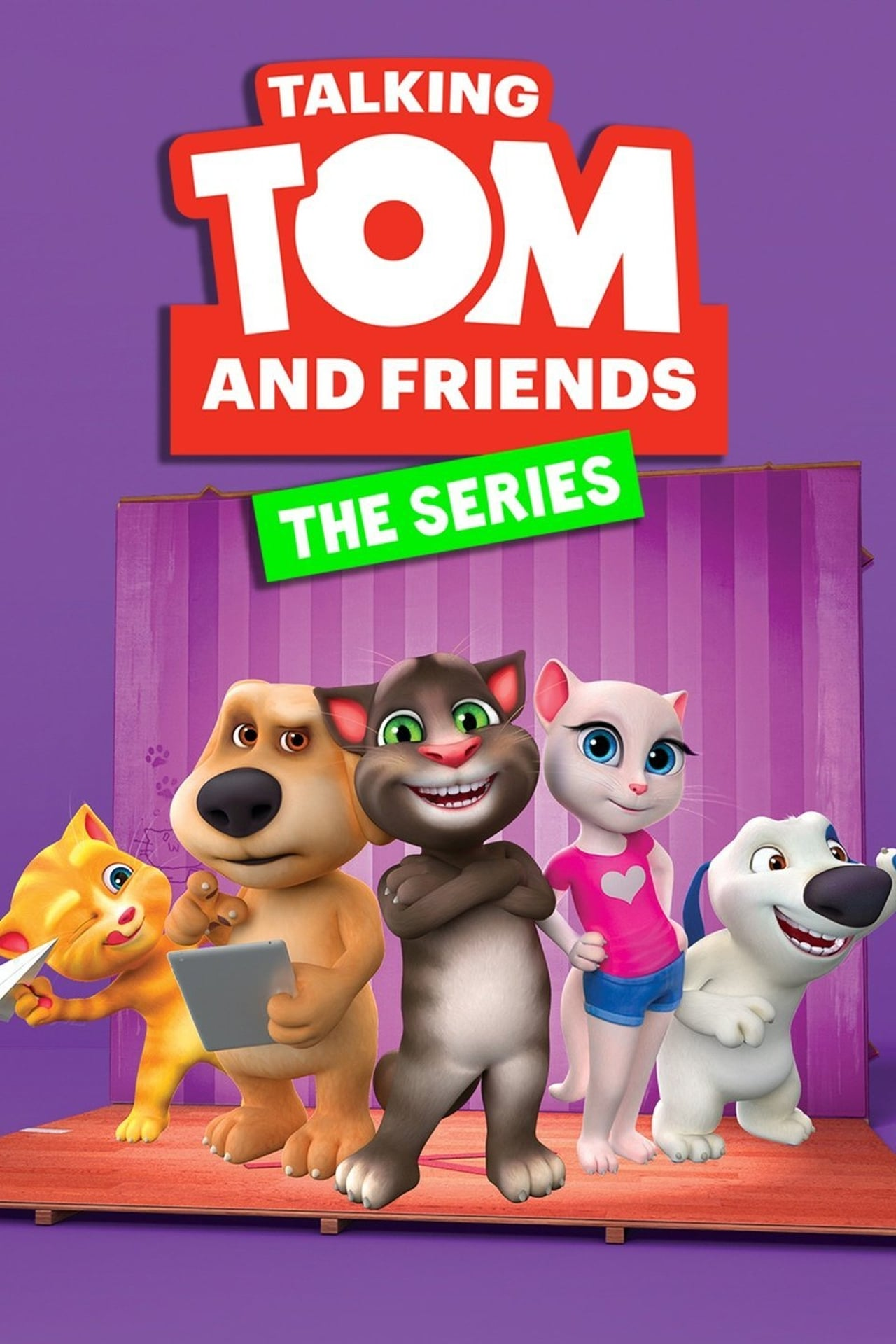 Putlocker Talking Tom And Friends Season 1 (2014)