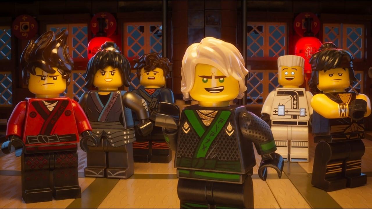 cover-La LEGO Ninjago película