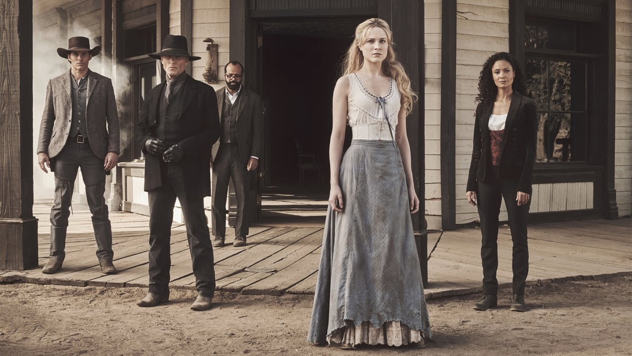 Westworld backdrop