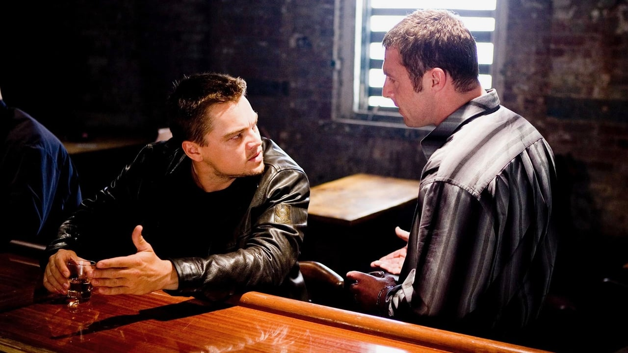 The Departed backdrop