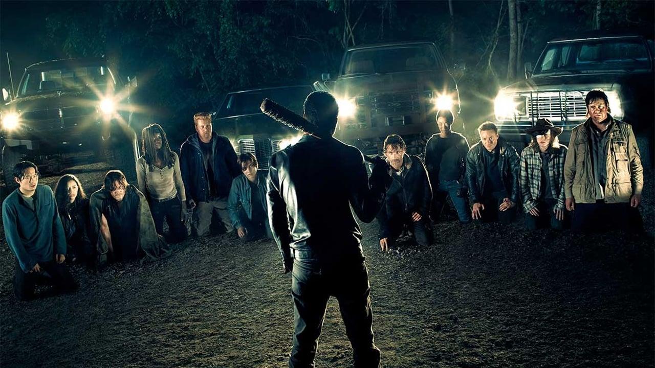 The Walking Dead backdrop