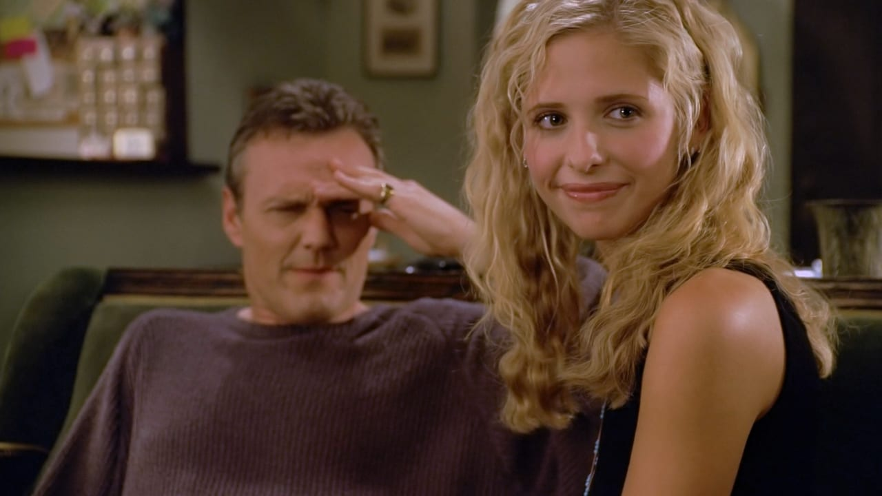 Buffy the Vampire Slayer decides to have an abortion after