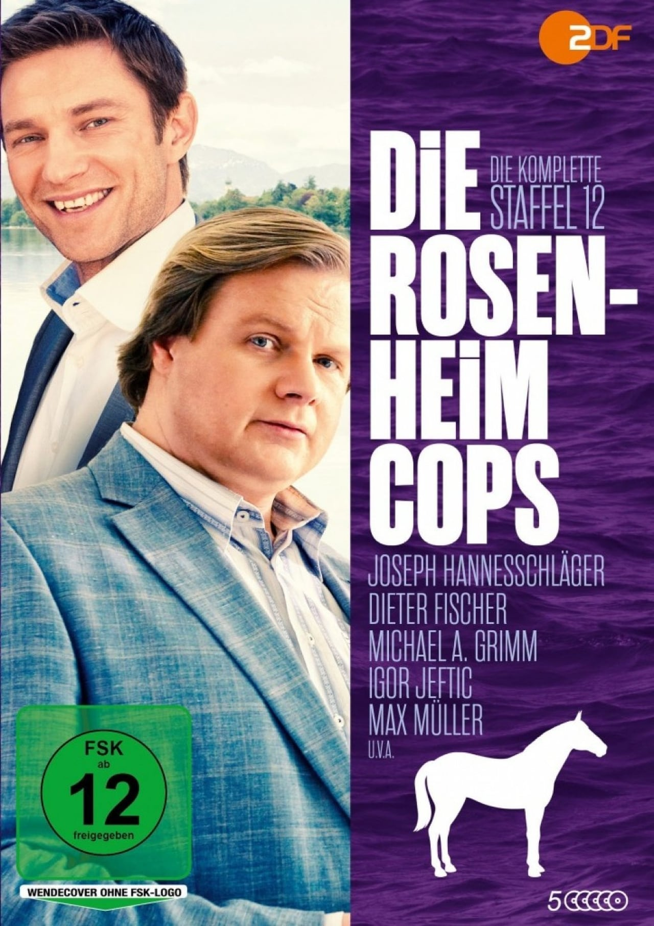 Putlocker The Rosenheim Cops Season 12 (2012)