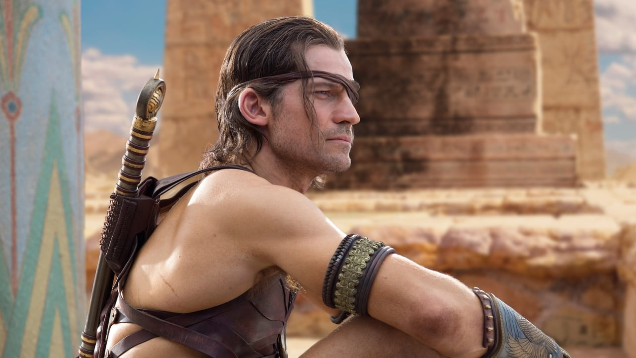 Gods of Egypt backdrop