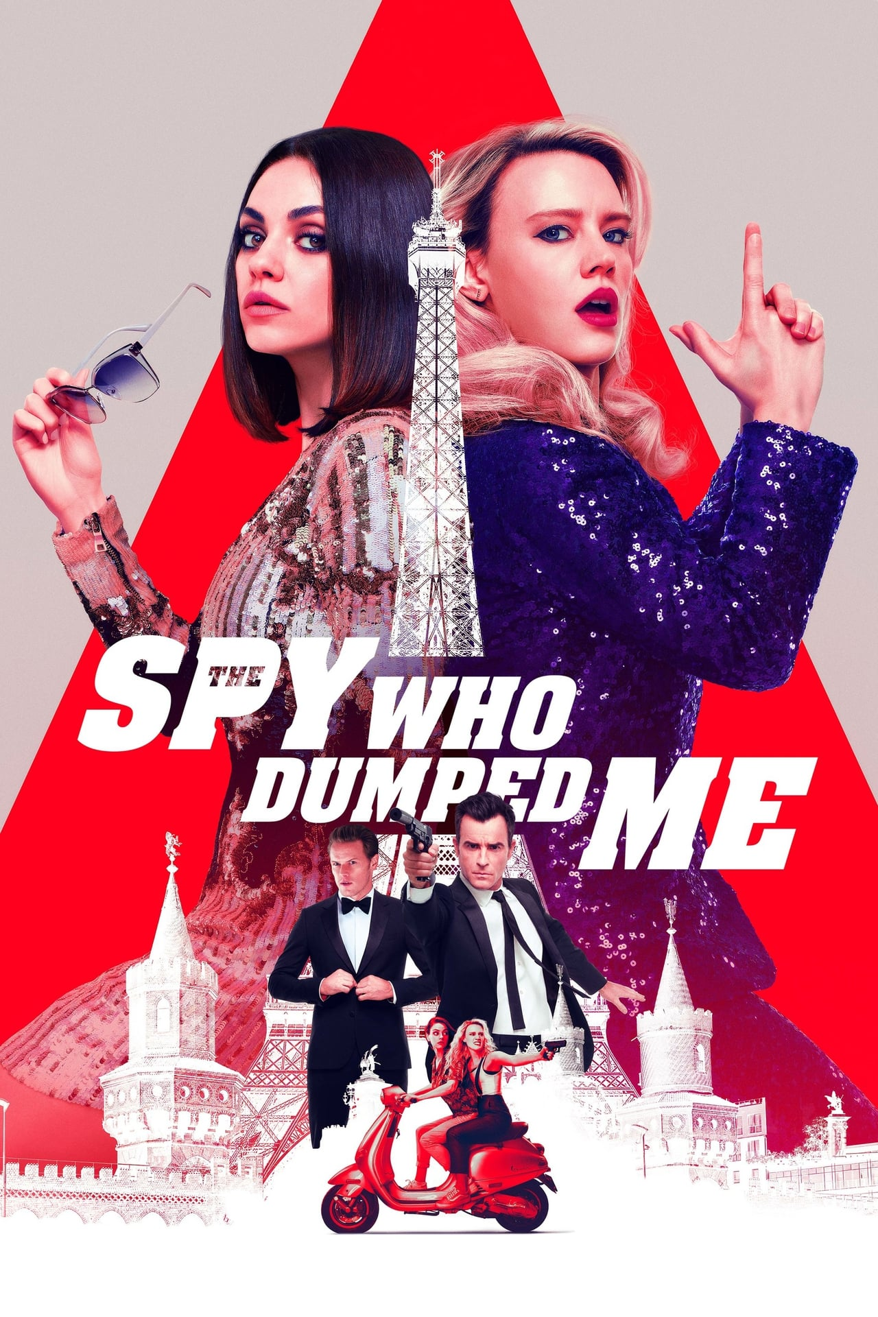 Putlocker The Spy Who Dumped Me (2018)