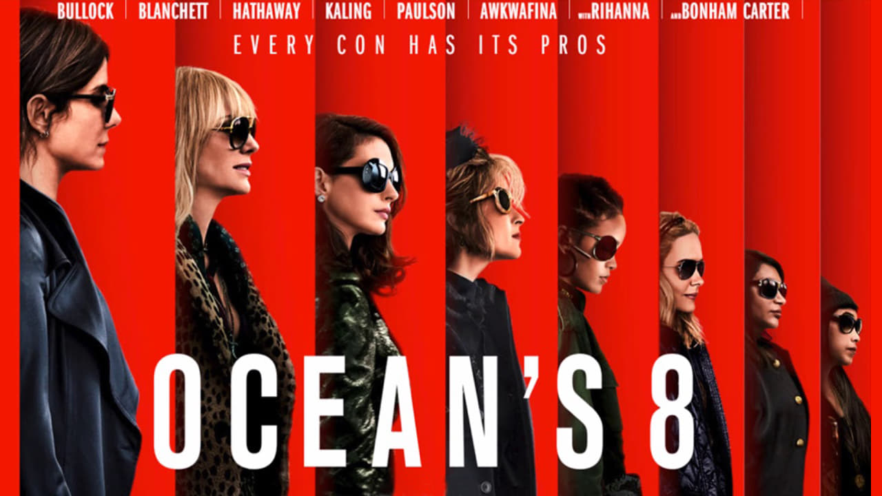 Ocean's Eight backdrop