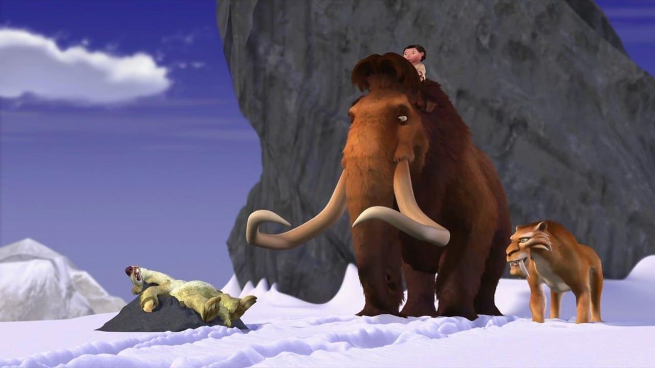 Ice Age backdrop