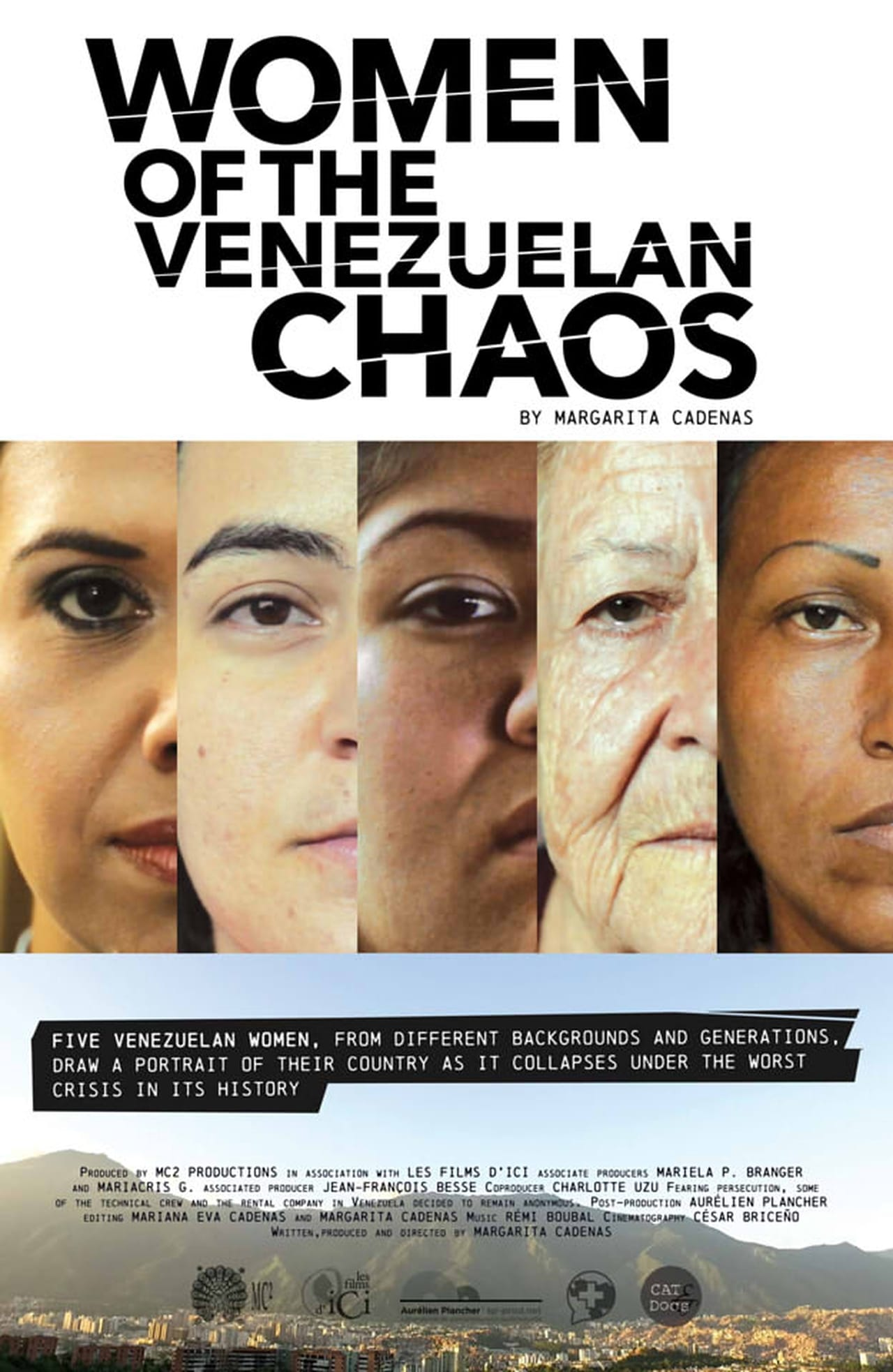 Women of Venezuelan Chaos