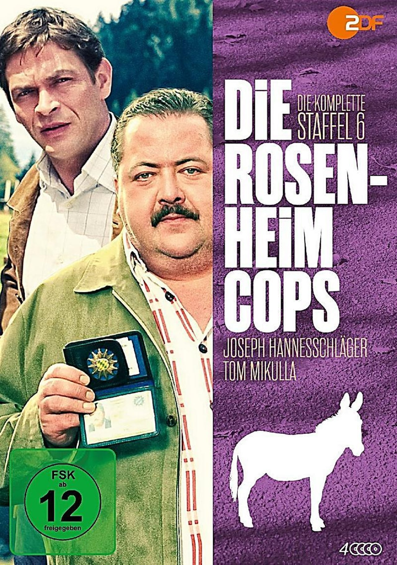 Watch The Rosenheim Cops Season 6 Online