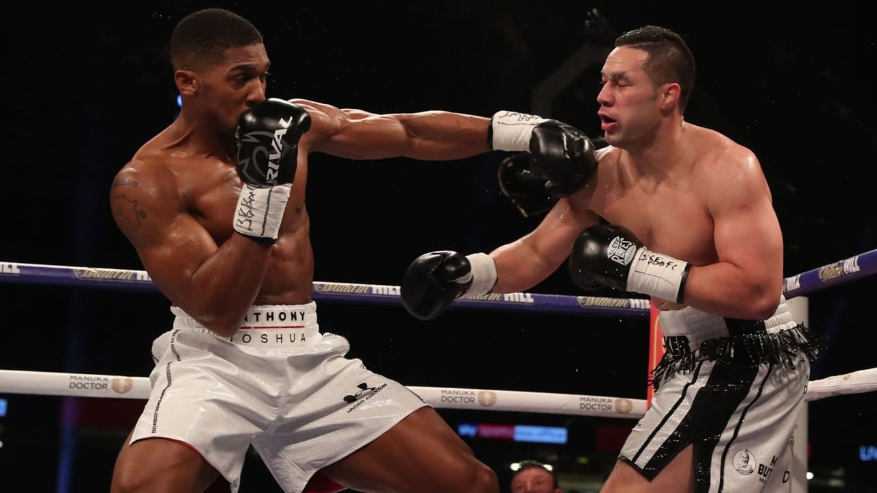 Anthony Joshua vs. Joseph Parker