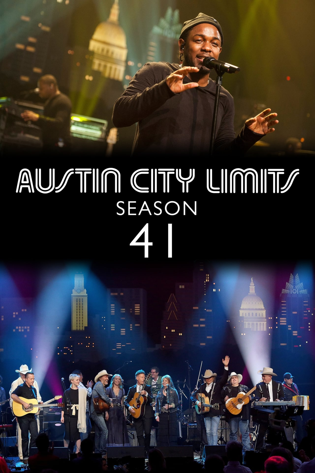 Watch Austin City Limits Season 41 Online