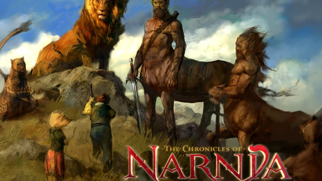 The Chronicles of Narnia: The Lion, the Witch and the Wardrobe backdrop