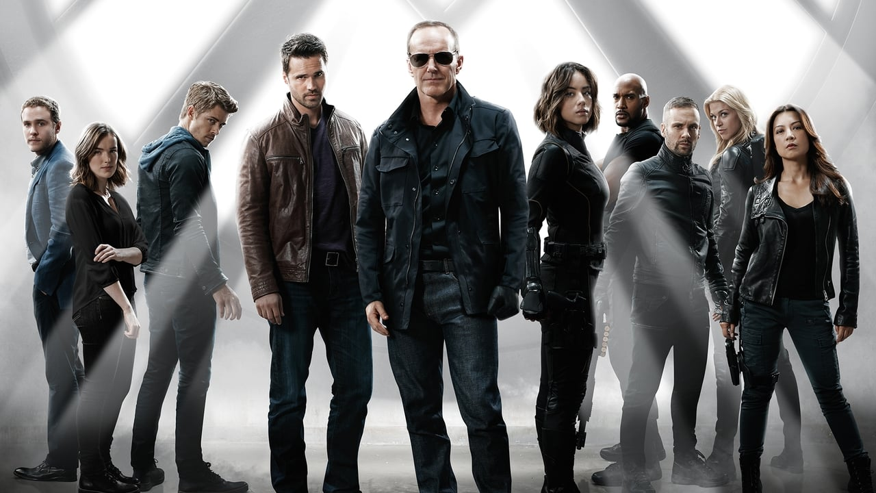 Marvel's Agents of S.H.I.E.L.D. backdrop