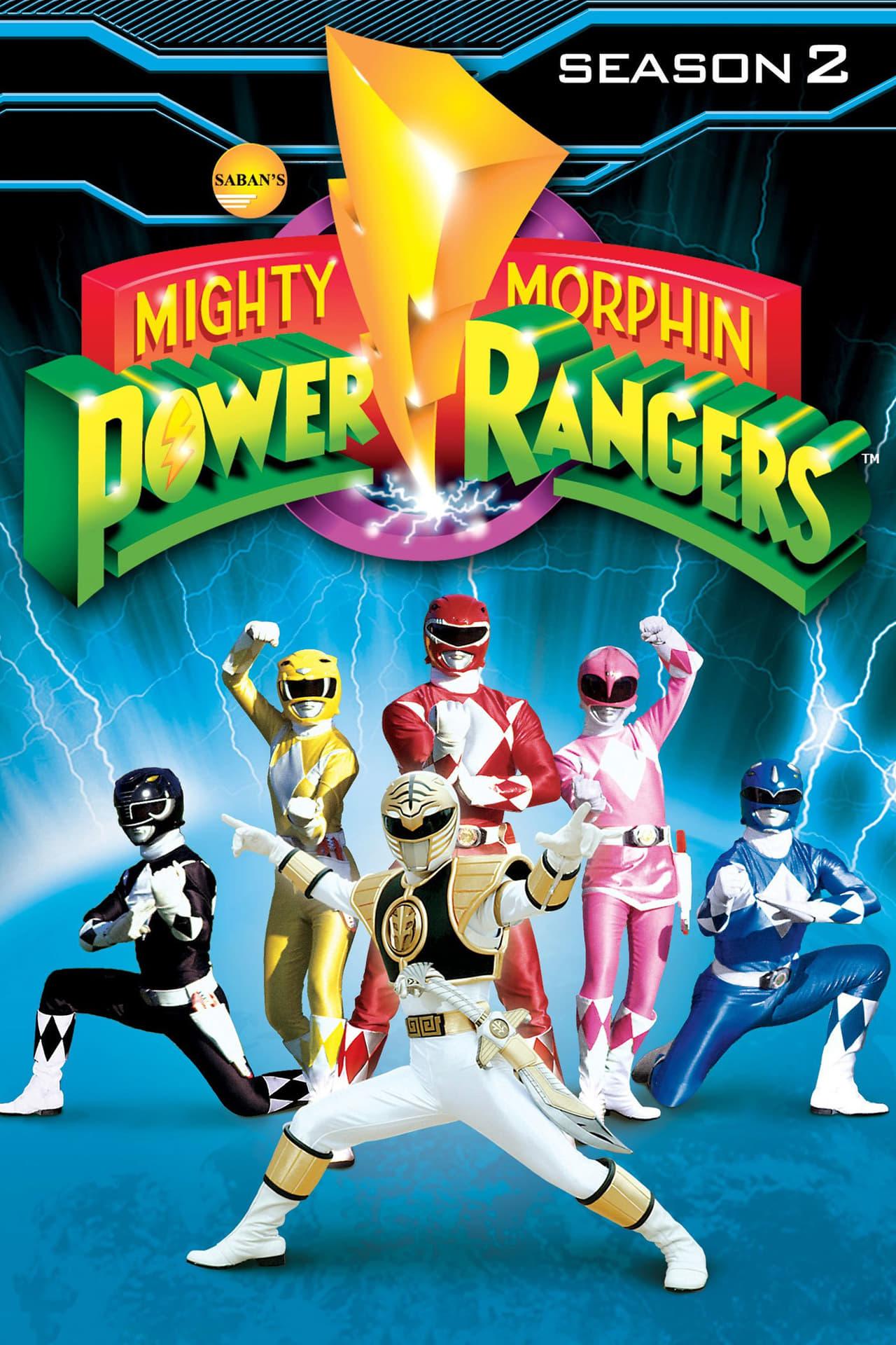 Power Rangers Season 2 (1994) putlockers cafe
