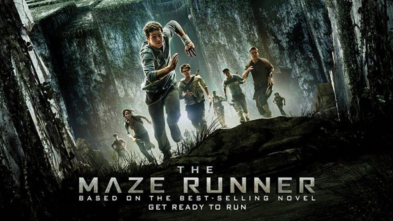 The Maze Runner backdrop