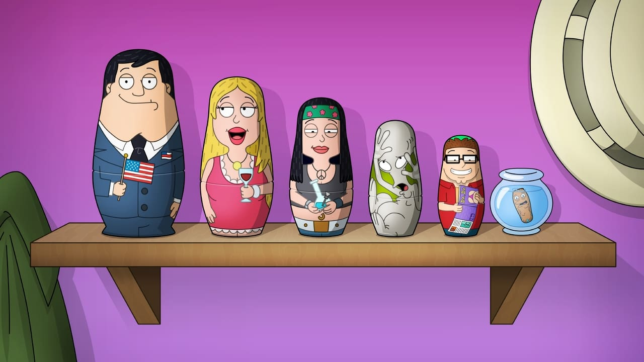 American Dad! - Season 0 Episode 32 : Roger Master Of Disguise